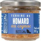 Terrine de homard au cognac