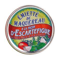 """Emietté de Maquereau à la façon d'Escartefigue  """"La belle-iloise"""""""