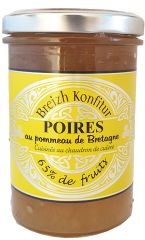 Confiture-de-poires-au-pommeau