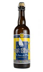 Bière blonde Morbihan pur malt 75cl