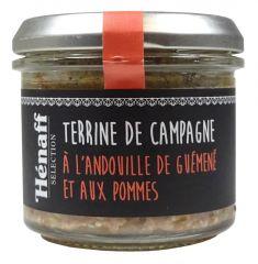 Terrine Hénaff Andouille Pomme