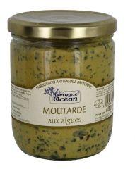 Moutarde aux algues - 400g