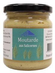 Moutarde aux salicornes 200g