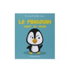 Le pingouin qui vient du froid