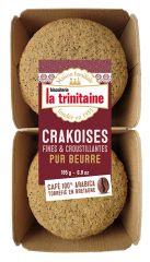 Crakoises Café                          100% Arabica