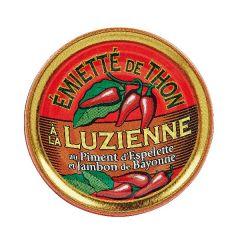 """Emietté de thon à la Luzienne   """" La belle-iloise """""""