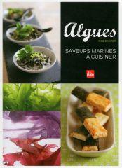 Livre de cuisine - Algues, saveurs marines à cuisiner
