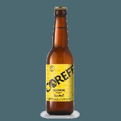 Bière Coreff blonde 33cl
