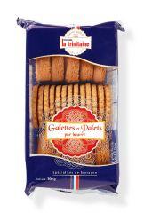 Mélange de galettes et palets bretons pur beurre
