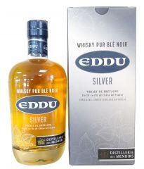 Whisky Eddu Silver pur blé noir 70cl