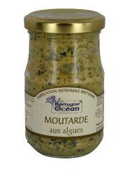 Moutarde aux algues -200g