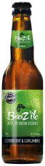 Bière Breiz'île Rhum Gingembre Citron Vert