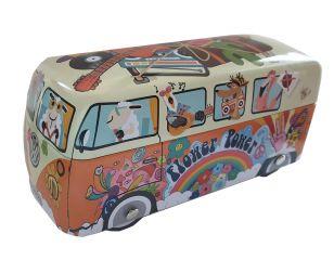 Combi VW hippie galettes