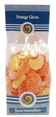 Bonbons Orange Citron