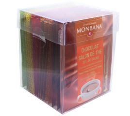 Chocolats en poudre Monbana assortis