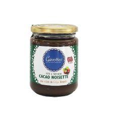 Pâte à tartiner cacao, noisettes & éclats de crêpes dentelle Gavotte