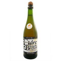 Cidre bouché brut IGP Bretagne 75 cl