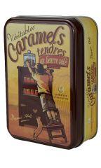 """Boîte métal caramels au beurre salé """"Il était une fois..."""""""