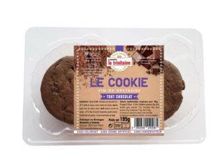 Cookie tout chocolat