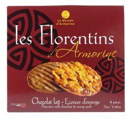 Florentin Etui chocolat au lait