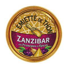 """Émietté de thon Zanzibar aux pruneaux et épices """" La belle-iloise """""""