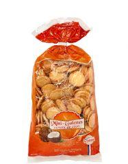 Mini galettes bretonnes pur beurre à la noix de coco