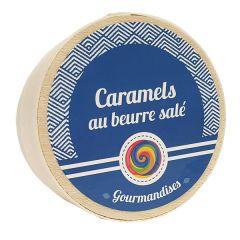 """Boite de caramels au beurre salé """"gourmandise"""""""