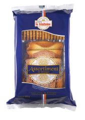 Assortiment de biscuits bretons
