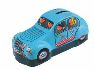 2CV vintage bleue