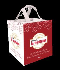 """Sac cabas """"La Trinitaine"""""""