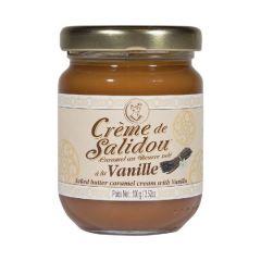 Crème de salidou à la vanille 100g