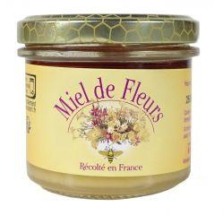 Miel de fleurs de France 135g