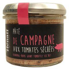 Pâté de campagne aux tomates séchées