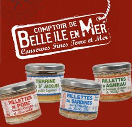 """Le Comptoir de Belle-île en mer ou le plaisir du """"bien manger"""""""