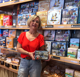 Valérie Bourseau – La Trinitaine Nantes : Une belle boutique au cœur d'une belle ville