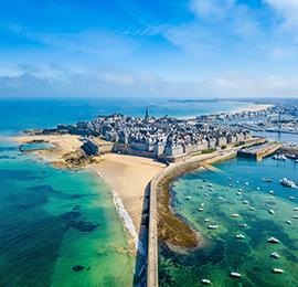 Tour de la Bretagne gourmande, épisode 6 - Saint-Malo
