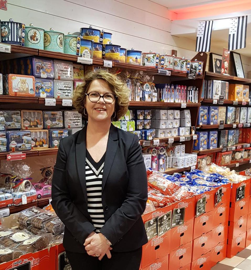 Caroline Briendo – Vannes Une boutique chaleureuse dans une jolie ville