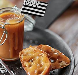Le caramel au beurre salé : de la petite histoire au grand succès