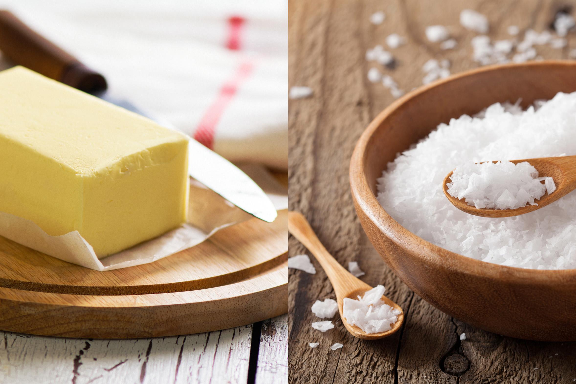 Beurre et sel de Bretagne