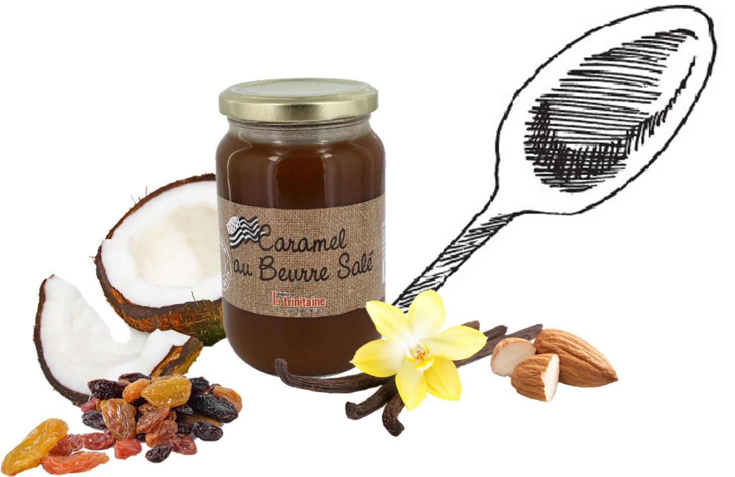 Caramel au beurre salé la Trinitaine