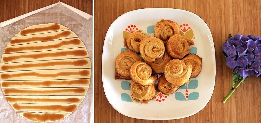 Kouign aman recette express avec pâte feuilletée